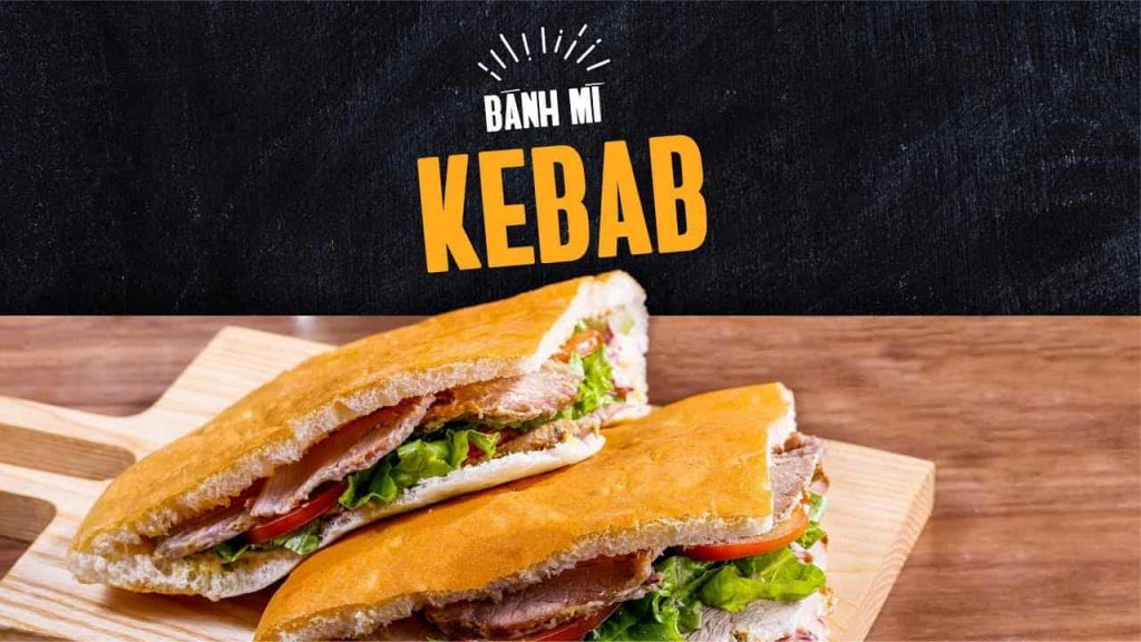 kinh doanh banh mi kebab