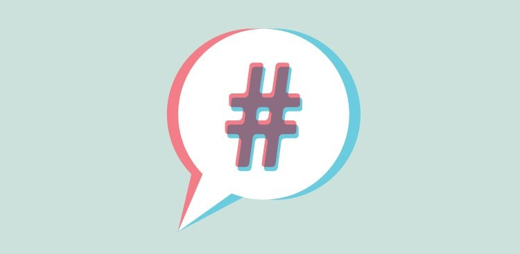 cach su dung hashtag