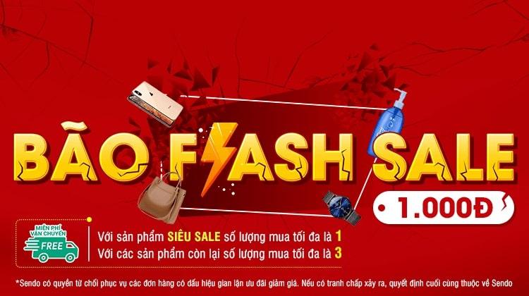 flash sales tren sendo
