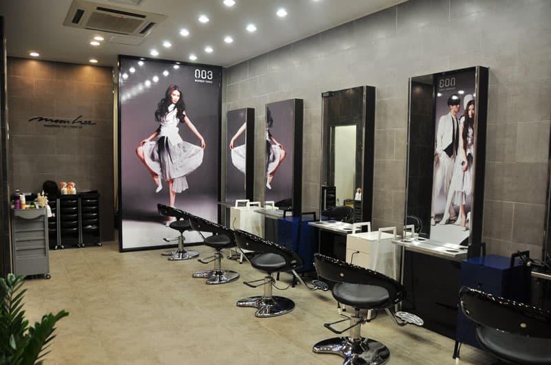 kinh doanh salon toc