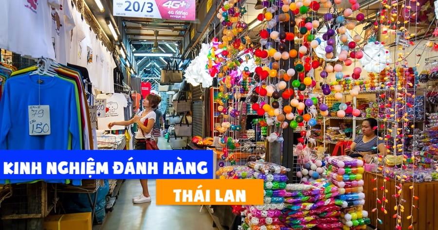 nhap hang thai lan