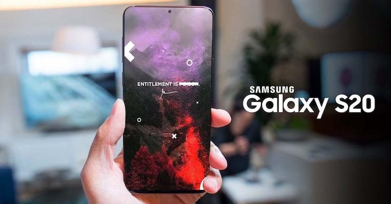 danh gia samsung galaxy s20