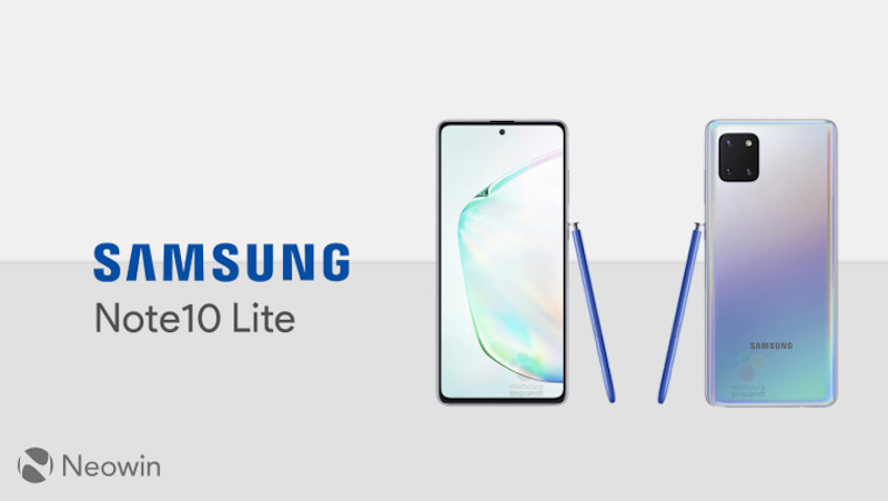 review note 10 lite