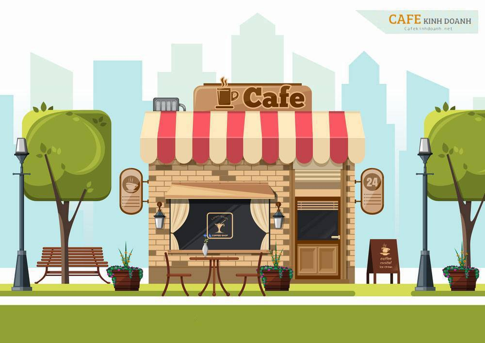 chien luoc marketing quan cafe
