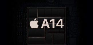 chip apple a14 bionic