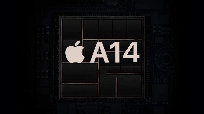 chip apple a14 bionic