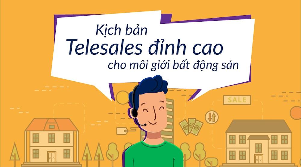 telesales bat dong san