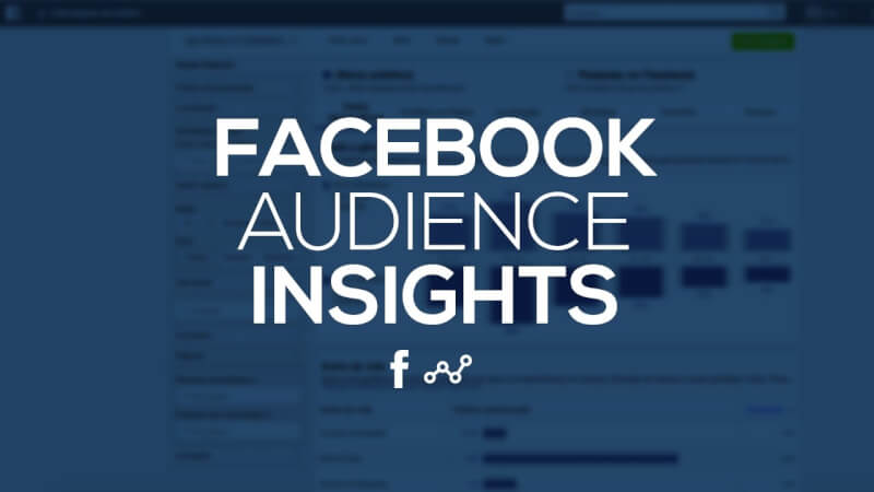 Facebook audience insights la gi